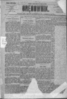 Orędownik: pismo dla spraw politycznych i społecznych 1909.01.01 R.39 Nr1