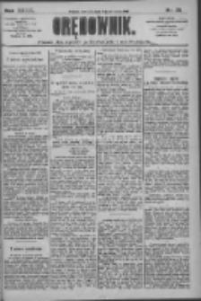 Orędownik: pismo dla spraw politycznych i społecznych 1909.01.31 R.39 Nr25