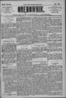 Orędownik: pismo dla spraw politycznych i społecznych 1909.02.26 R.39 Nr46