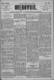 Orędownik: pismo dla spraw politycznych i społecznych 1909.03.04 R.39 Nr51