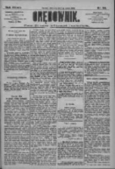 Orędownik: pismo dla spraw politycznych i społecznych 1909.03.07 R.39 Nr54