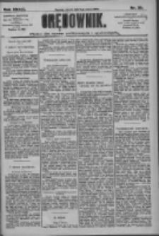 Orędownik: pismo dla spraw politycznych i społecznych 1909.03.09 R.39 Nr55