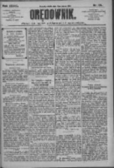 Orędownik: pismo dla spraw politycznych i społecznych 1909.03.13 R.39 Nr59