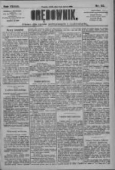 Orędownik: pismo dla spraw politycznych i społecznych 1909.03.17 R.39 Nr62