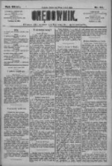 Orędownik: pismo dla spraw politycznych i społecznych 1909.03.19 R.39 Nr64