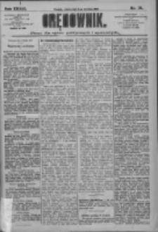 Orędownik: pismo dla spraw politycznych i społecznych 1909.04.03 R.39 Nr76