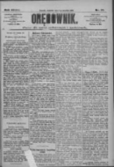 Orędownik: pismo dla spraw politycznych i społecznych 1909.04.04 R.39 Nr77