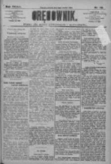 Orędownik: pismo dla spraw politycznych i społecznych 1909.04.06 R.39 Nr78