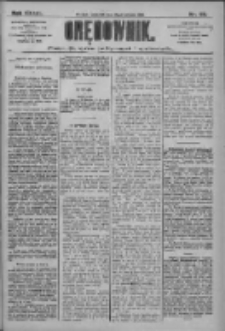 Orędownik: pismo dla spraw politycznych i społecznych 1909.04.15 R.39 Nr85