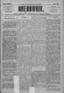Orędownik: pismo dla spraw politycznych i społecznych 1909.04.18 R.39 Nr88