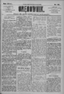 Orędownik: pismo dla spraw politycznych i społecznych 1909.04.21 R.39 Nr90
