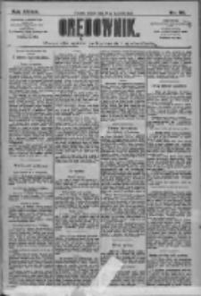 Orędownik: pismo dla spraw politycznych i społecznych 1909.04.24 R.39 Nr93