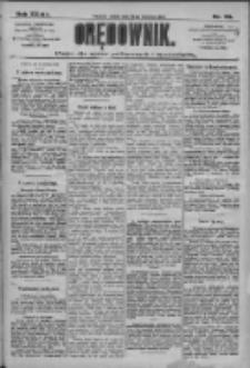 Orędownik: pismo dla spraw politycznych i społecznych 1909.04.30 R.39 Nr98