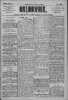 Orędownik: pismo dla spraw politycznych i społecznych 1909.05.02 R.39 Nr100