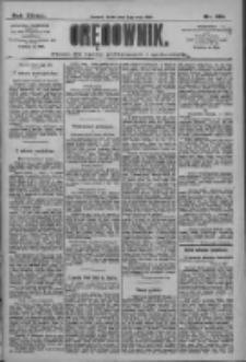 Orędownik: pismo dla spraw politycznych i społecznych 1909.05.05 R.39 Nr102