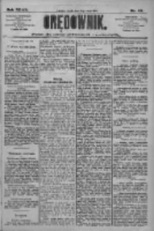 Orędownik: pismo dla spraw politycznych i społecznych 1909.05.19 R.39 Nr113