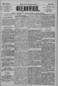Orędownik: pismo dla spraw politycznych i społecznych 1909.05.27 R.39 Nr119