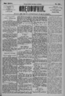 Orędownik: pismo dla spraw politycznych i społecznych 1909.05.29 R.39 Nr121
