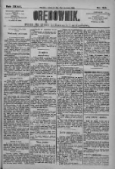Orędownik: pismo dla spraw politycznych i społecznych 1909.06.03 R.39 Nr124