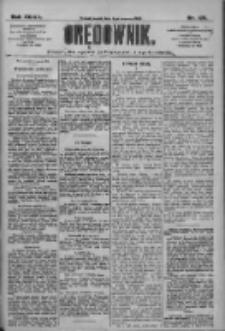 Orędownik: pismo dla spraw politycznych i społecznych 1909.06.04 R.39 Nr125