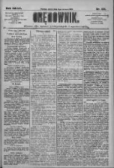 Orędownik: pismo dla spraw politycznych i społecznych 1909.06.05 R.39 Nr126