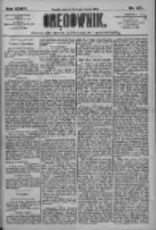 Orędownik: pismo dla spraw politycznych i społecznych 1909.06.06 R.39 Nr127
