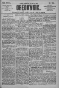Orędownik: pismo dla spraw politycznych i społecznych 1909.06.13 R.39 Nr132