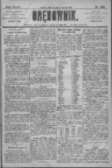 Orędownik: pismo dla spraw politycznych i społecznych 1909.06.25 R.39 Nr142