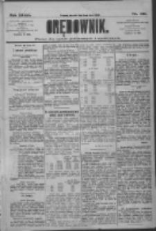 Orędownik: pismo dla spraw politycznych i społecznych 1909.07.06 R.39 Nr150