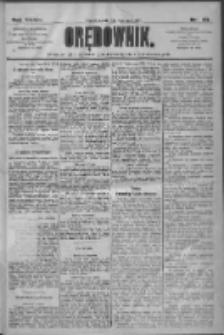 Orędownik: pismo dla spraw politycznych i społecznych 1909.07.07 R.39 Nr151