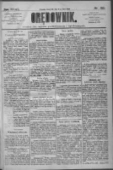 Orędownik: pismo dla spraw politycznych i społecznych 1909.07.08 R.39 Nr152