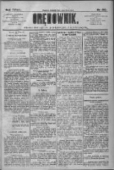 Orędownik: pismo dla spraw politycznych i społecznych 1909.07.11 R.39 Nr155