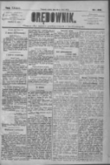 Orędownik: pismo dla spraw politycznych i społecznych 1909.07.16 R.39 Nr159