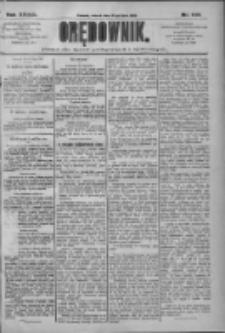 Orędownik: pismo dla spraw politycznych i społecznych 1909.07.27 R.39 Nr168