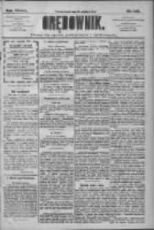 Orędownik: pismo dla spraw politycznych i społecznych 1909.07.28 R.39 Nr169