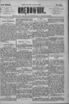 Orędownik: pismo dla spraw politycznych i społecznych 1909.08.07 R.39 Nr178