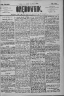 Orędownik: pismo dla spraw politycznych i społecznych 1909.08.12 R.39 Nr182