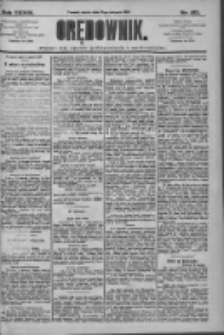 Orędownik: pismo dla spraw politycznych i społecznych 1909.08.13 R.39 Nr183