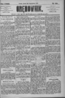 Orędownik: pismo dla spraw politycznych i społecznych 1909.08.14 R.39 Nr184