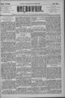 Orędownik: pismo dla spraw politycznych i społecznych 1909.08.26 R.39 Nr194