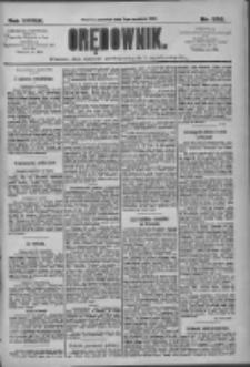 Orędownik: pismo dla spraw politycznych i społecznych 1909.09.02 R.39 Nr200
