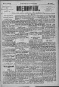 Orędownik: pismo dla spraw politycznych i społecznych 1909.09.04 R.39 Nr202