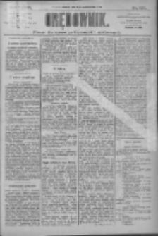 Orędownik: pismo dla spraw politycznych i społecznych 1909.10.05 R.39 Nr227