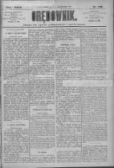 Orędownik: pismo dla spraw politycznych i społecznych 1909.10.06 R.39 Nr228