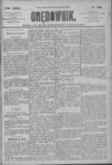 Orędownik: pismo dla spraw politycznych i społecznych 1909.10.08 R.39 Nr230