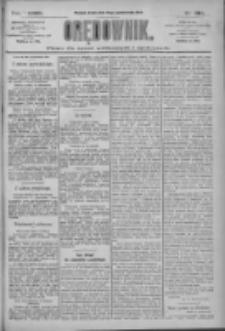 Orędownik: pismo dla spraw politycznych i społecznych 1909.10.13 R.39 Nr234