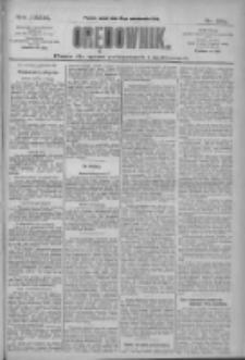 Orędownik: pismo dla spraw politycznych i społecznych 1909.10.22 R.39 Nr242