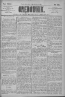 Orędownik: pismo dla spraw politycznych i społecznych 1909.10.29 R.39 Nr248