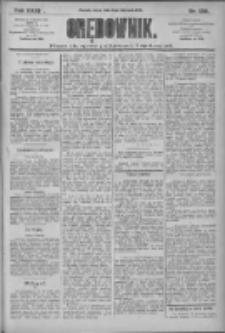 Orędownik: pismo dla spraw politycznych i społecznych 1909.11.12 R.39 Nr259