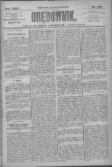 Orędownik: pismo dla spraw politycznych i społecznych 1909.11.26 R.39 Nr270